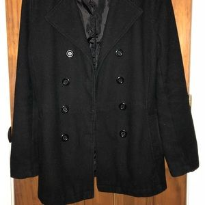 Rue 21 Black Jacket